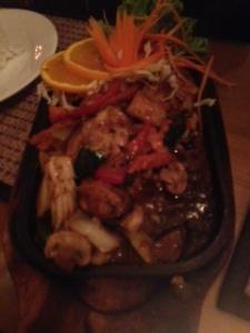 Seafood Dish PhuThai Esarn
