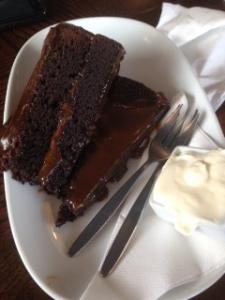 choc beetroot salted caramel cake sweet vanilla