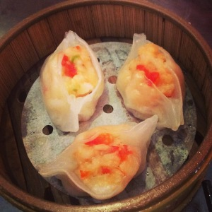 Prawn Chilli Dumplings Majestic