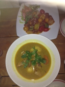 annam chicken curry