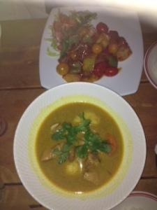 annam chicken curry